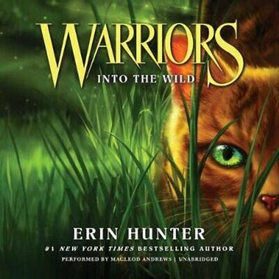 Warriors #1: Into the Wild by Erin Hunter 9781538501436 | Brand New