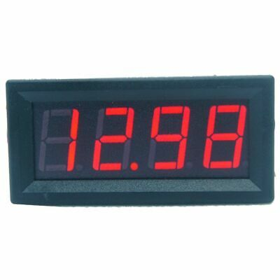 0.56inch Mini Digital LED Display 4 Bits 0-100V Voltmeter Panel Volt Voltag D3R3