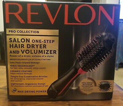 Revlon Pro Collection RVDR5222 Salon One-Step Hair Dryer and Volumizer
