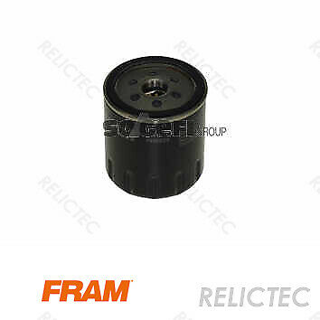Oil Filter for Peugeot Citroen Ford Vauxhall Opel Suzuki Fiat Toyota FH1000