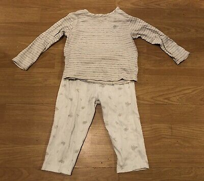 The Little White Company Pjs 12-18 Months