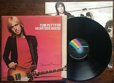 Tom Petty And The Heartbreakers ‎– Damn The Torpedoes LP vinyl Australian press