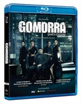 Gomorra - La Serie - Stagione 4 (3 Blu-Ray Disc - ITALIANO ORIGINALE SIGILLATO -