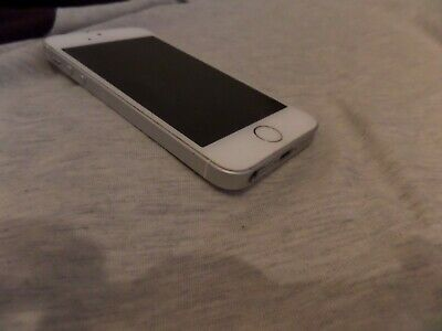 Apple iPhone SE 32GB Silver/White Unlocked | Boxed Mobile Smartphone A1723