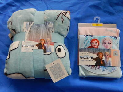 Frozen 2, Primark  Pyjamas, Age 5 To 6 And Olaf Fleece Throw, New