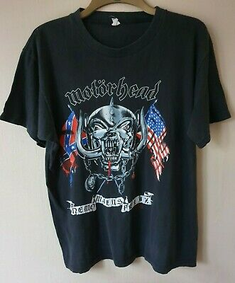 Rare Vintage Motorhead Tour T-shirt - Europe 1992. (27 years old!)