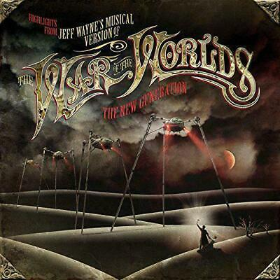 Highlights from Jeff Wayne's the War of the Worlds [New & Sealed] CD