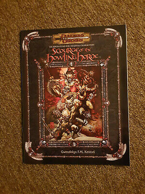 D&D 3.5 / D20 / AD&D / Dungeons & Dragons 3.5  - Scourge of the Howling Horde -