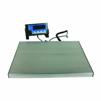 Salter Silver Electronic Parcel Scale 120kg WS120