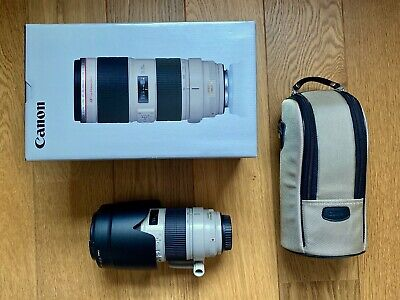 Canon EF 70-200 mm F/2.8 EF IS II USM - Excellent Condition