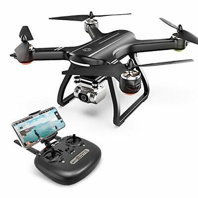 Holy Stone HS700D FPV Drone with 2K FHD Camera Live Video and GPS Return Home,