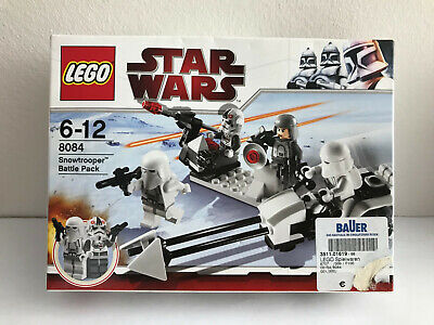 NEU & OVP LEGO Star Wars Snowtrooper Battle Pack (8084)