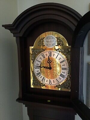 Julian Stanton Winchester Chime Grandfather Clock