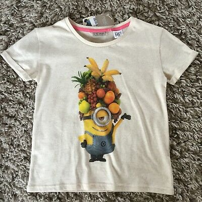 Next Minion Tshirt Age 10 Years Brand New With Tags