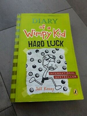 Diary Of A Wimpy Kid – Hard Luck Book