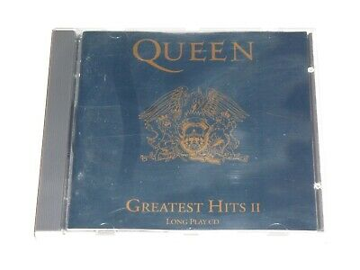 Queen Greatest Hits Ii Uk Original Cd Album, Excellent Cond (1991)