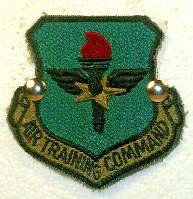 Air Education /& Training Command USAF Air Force Patch subdued