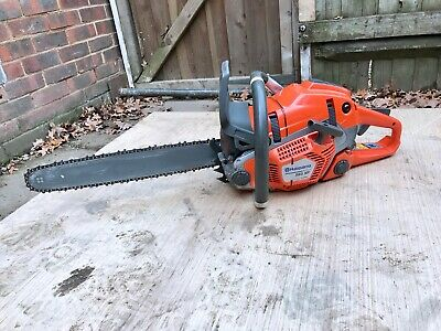 """Husqvarna 560xp Chainsaw Comes with a 15"""" Bar"""