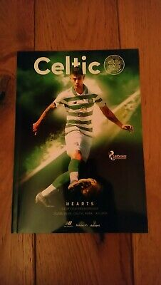Celtic V Hearts Spl August 2019