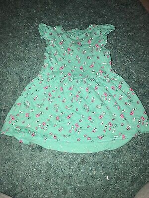 Mothercare - Baby Girls Butterfly Dress - 9-12 Mths