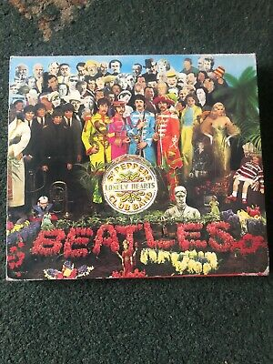 The Beatles - Sgt. Pepper's Lonely Hearts Club Band Cd (1992)