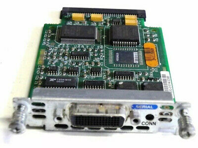 CISCO WIC-1T WAN Interface Card 800-01514-02 B0
