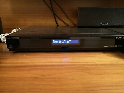 Humax Foxsat+ HDR (320GB) DVR HD satellite digital TV recorder