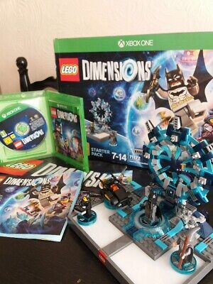 Lego DIMENSIONS Complete Starter Pack 71172 for XBOX ONE