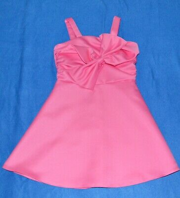 River Island Girls Party Pink Dress - 7-8 Years
