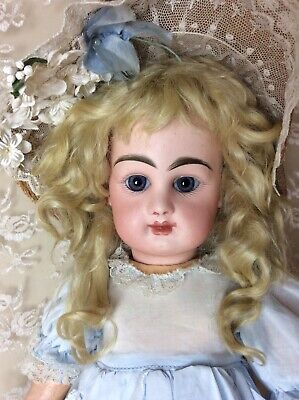 Antique French Bisque Doll Rabery & Delphieu
