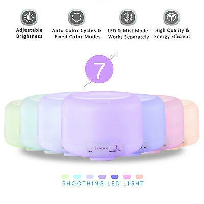 Vivitar Simply Relaxing 2 in 1 Aroma Essential Oil DiffuserHumidifier