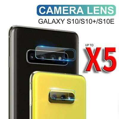 For Samsung Galaxy S10 S10 Plus S10E Camera Lens Tempered Glass Screen Protector
