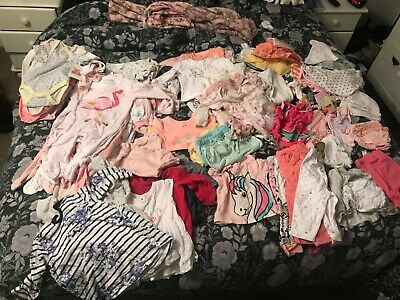Job Lot Baby Girl Clothes 3-6 Months