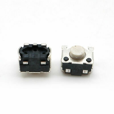 50pc Momentary Tactile Push Button Switch 4 Pin SMD SMT Mini Micro Tact Switches