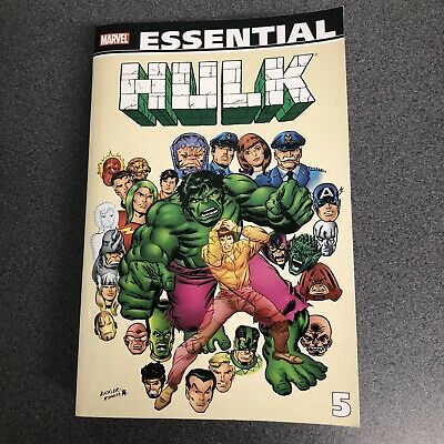 Marvel Essential Hulk Volume 5