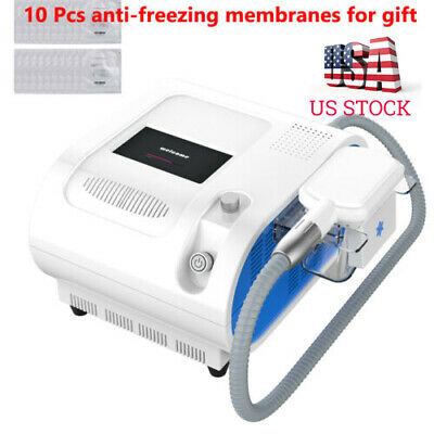Cooling Cold Slimming Vacuum Fat Freezing Cellulite Machine Body Contour Froze