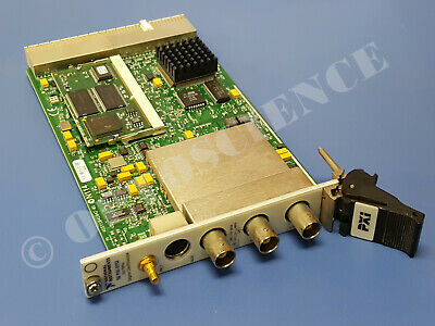 National Instruments PXI-5112 Digitizer Card, NI DAQ Scope, 100MHz 100MS/sec