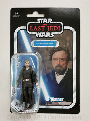 STAR WARS: The Vintage Collection - #146 Luke Skywalker (Crait) - MOC