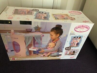 Baby Annabell Dolls Wardrobe / Changing Unit - Brand New Boxed For Christmas