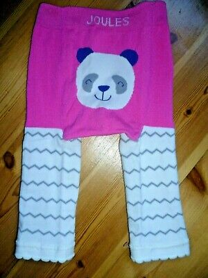 Joules baby girls Lively character leggings 0-6 months