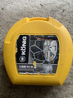 Chaines A Neige Thule/konig CK7 102