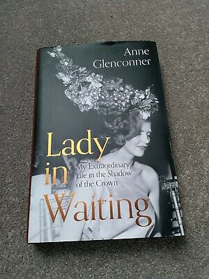 BOOK 'Lady in Waiting' by Anne Glenconner