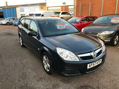 Vauxhall/Opel Vectra 1.9CDTi 16v ( 150ps ) 2007.5MY Exclusiv