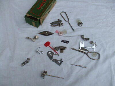 Singer Sewing Machine Accessories Old