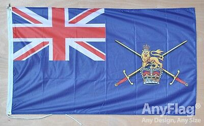 British Army Ensign Anyflag Made To Order Various Flag Sizes With Eyelets