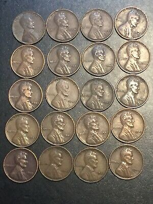 1945 D Lincoln Wheat Cent Great Book Fillers FREE S/&H