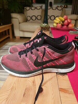 Nike Flyknit One Trainers Size UK10