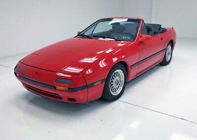 1988 Mazda RX-7 Convertible 1 of 5,000 Convertibles Produced in 1988 4-Wheel Steering