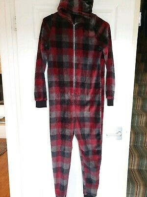 Excellent Condition Matalan Unisex All-in-one Sleepsuit Age 13 Years