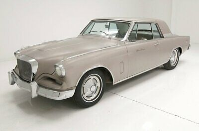 1962 Studebaker GT Hawk 289ci V8 Rare 4-Speed Manual 1 Family Owned from New